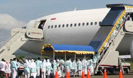 Gagal Naik Haji Sesaat Pesawat Hendak Take Off