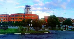 Terbang ke Tribhuvan International Airport
