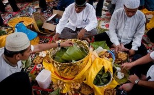 Makanan Maulid (taken from tribunnews.com)
