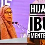 Hijab Ibu Menteri